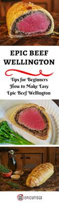 epic beef wellington for thanksgiving and