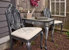 Outdoor Furniture Finish by Antique Silver Furniture Finish Three Step Process