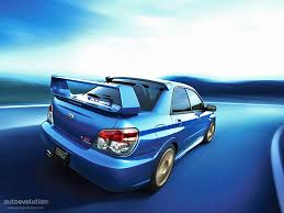 subaru teal subaru impreza wrx sti specs 2005 2006 2007 autoevolution