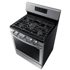 home depot gas range black friday sale samsung 30 in 5 8 cu ft gas range with self cleaning and fan