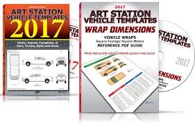 art station vehicle templates 2012