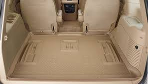 toyota sequoia cargo liner amazon com husky liners cargo liner fits 01 07 sequoia automotive