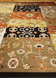Flower Area Rugs by Large 8x11 Area Rug Multi Colored 8x10 Rug Modern Flower Area Rugs
