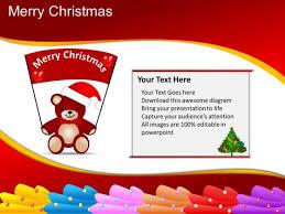 mistletoe powerpoint templates slides graphics