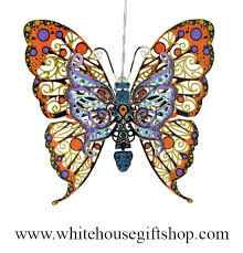 butterfly ornament metamorphosis white house gift nature