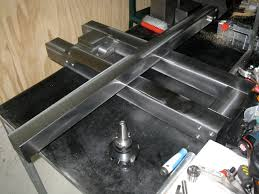 Bench Top Mill Zealcnc The Bench Top Mill Build Part 1 The Base