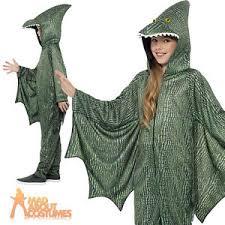 Jurassic Park Halloween Costume Child Pterodactyl Dinosaur Costume Boys Girls Jurassic Park Fancy