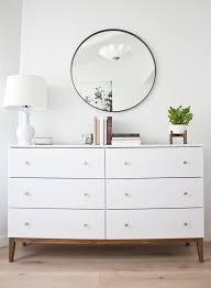 Beautiful White Bedroom Furniture Best 25 White Bedroom Dresser Ideas On Pinterest Malm Dressers