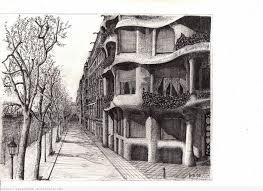 casa mila la pedrera gaudi barcelona pere renom pons artelista