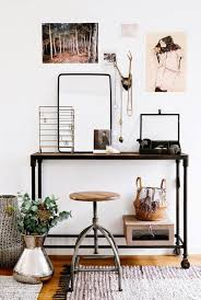 Handmade Office Furniture by Beautiful Home Office Designs And Decorating Ideas For Small Spaces