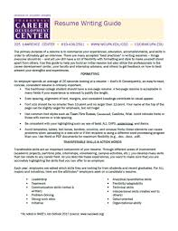 resumes and cover letters west chester university