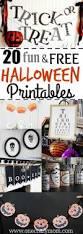 free for halloween free halloween printables 20 free printables for halloween