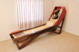 skee ball table plans wooden skeeball game