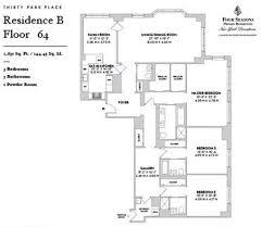 four seasons private residences 30 park place manhattan scout