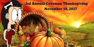 3rd annual caveman thanksgiving tickets fri nov 10 2017 at 6 30
