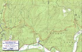 ozarks map ozark highlands trail maps ozark mountains arkansas free