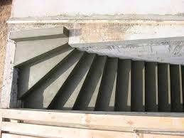 treppen einschalen treppen rohbau struwe betontreppen
