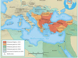 Constantinople Ottoman Empire Chapter 16 The Muslim Empires Ppt