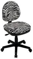 Animal Print Desk Chair Office Star Office Chairs Shopstyle
