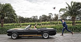 mustang car hire melbourne mustang wedding car hire melbourne mustangs in black