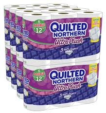 amazon com quilted northern ultra plush bath tissue 48 double