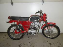 1966 69 vintage yamaha trail master 80 cc 5 speed 2 stroke mini