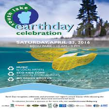 south tahoe earth day