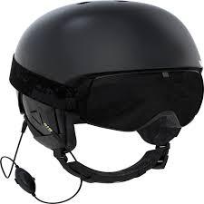 black friday ski helmet brigade audio helmets official salomon store