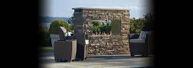 outdoor gas fireplace burner plateau pto30 regency fireplace