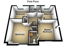 Best Floor Plan Software 4 Bedroom Detached House For Sale In Windlass Drive South Wigston