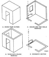 dimensioning an isometric drawing