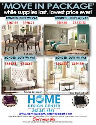 Home Design Center OFFICIAL WEBSITE Freeport Grand Bahama Flyer