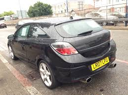 vauxhall black for sale vauxhall astra sxi 2007 black mint condition only 51k