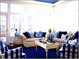 Striped Living Room Chair Blue And White Striped Living Room Furniture Gopelling Net