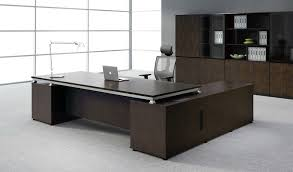 Table For Office Desk Modern Sirius Office Table With Side Cabinet S Cabin