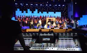 digico is the foundation for a sonic renovation at cornerstone church