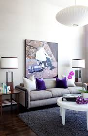 White Bedroom With Purple Accents 44 Best My Purple Room Images On Pinterest Living Room Ideas