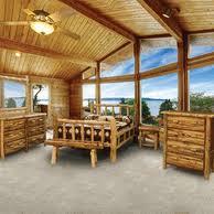 log bedroom sets and rustic bunk bed sets