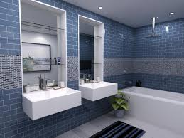unique glass subway tile bathroom ideas for home design ideas with