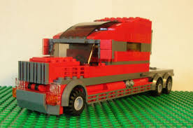 semi truck sleepers lego ideas super extended sleeper cab semi truck