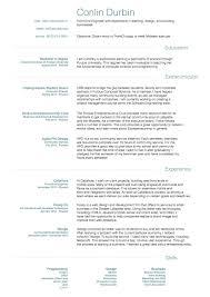 Parse Your Resume Ask Dn What Does Your Résumé Cv Look Like U2013 Designer News