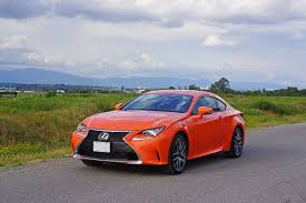 lexus rc 300h 2 5 f sport 2016 lexus rc 300 awd f sport road test review carcostcanada