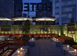 Top Bars Nyc Empire Hotel Rooftop Nyc They Have Free Drinks With Overtime