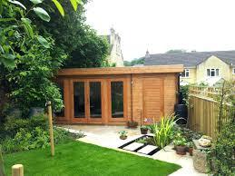outdoor office shed australia backyard garden modern storage