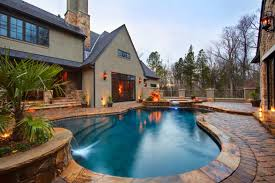 Backyard Pool Ideas Pictures Small Backyard Pools For Great Pleasure And Retreat Amaza Design