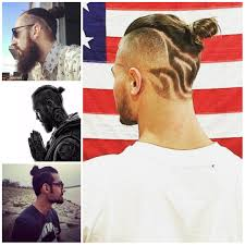 mens hair topknot hair colors men s hairstyles and haircuts for 2017