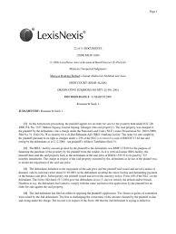 lexisnexis vs clear wan mlj virtue common law