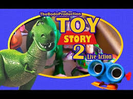 live action toy story 2 sneak preview 3