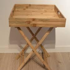 meubles en bambou meubles u0026 jardin