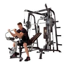 Marcy Bench Press Set Marcy Md 9010g Diamond Elite Smith System Review